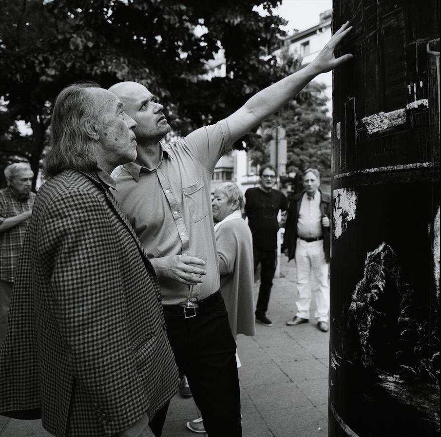 DREI SECHS NULL°. Daniel Hartlaub. Foto: Roland Wengenmayr